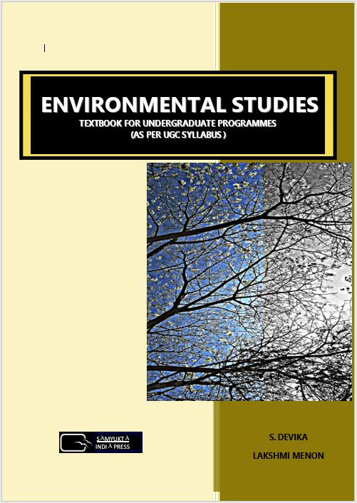 Book - Environmental Studies